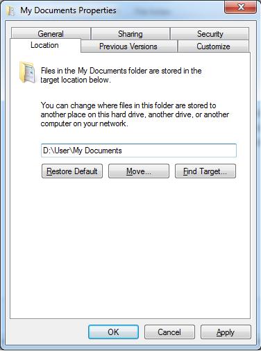 myDocumentsLocation